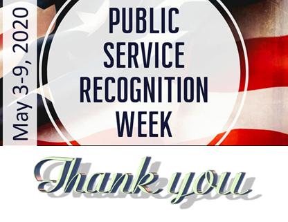 2020 Public Service Week
