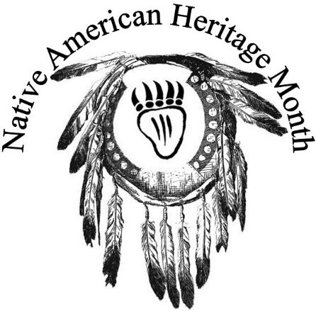 Native American Heritage Month graphic