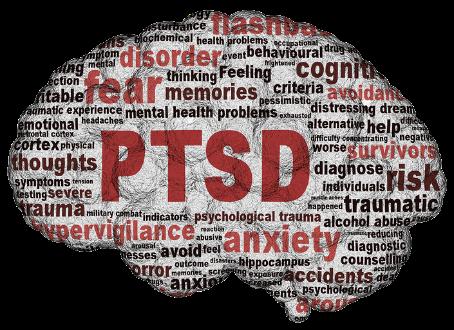 PTSD graphic